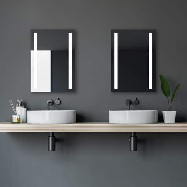 Espejo de baño-TALOS-LIGHT-LED-50cm-ancho-espejo-tienda