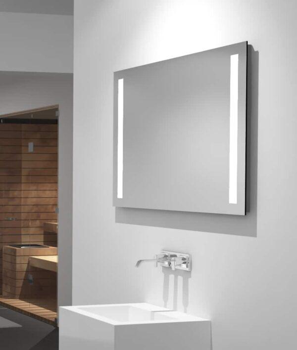 Badspiegel 80cm Breite - Talos Light