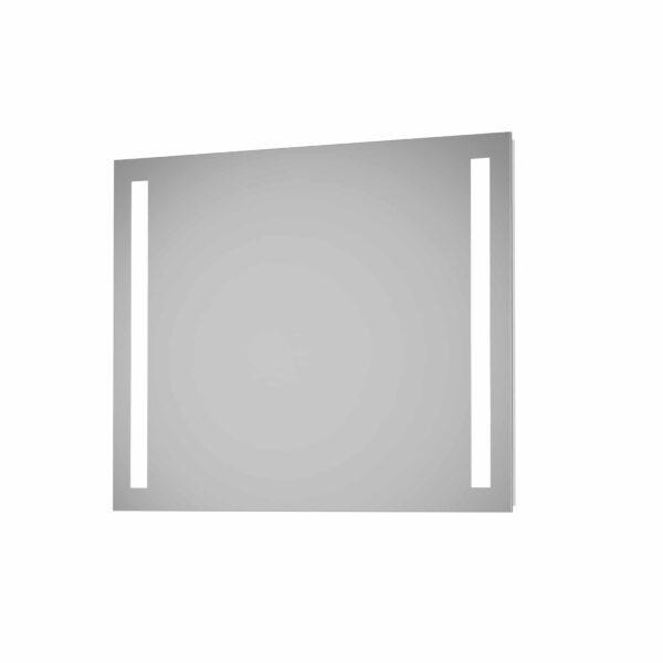 Badspiegel mit Beleuchtung TALOS LIGHT Breite 80x60cm