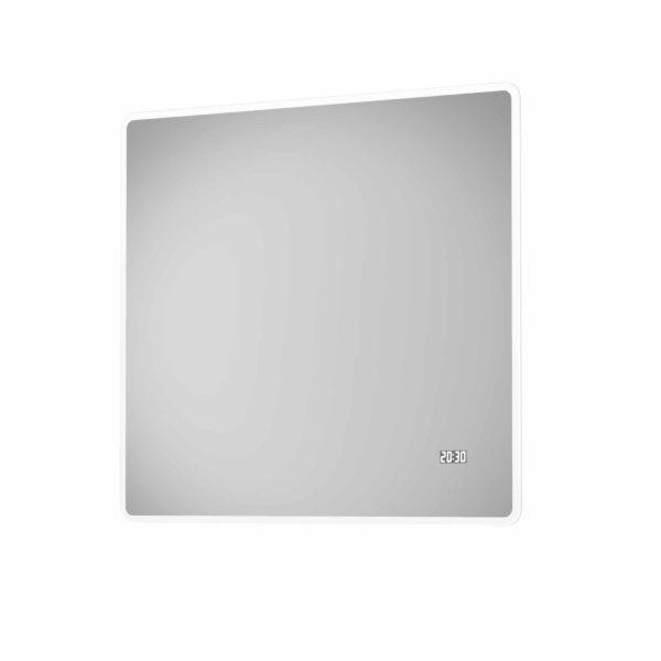 Badezimmerspiegel mit Licht rundrum beleuchtet Breite 80x70cm