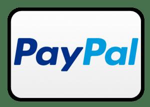 Sicher bezahlen mit PayPal incl. Käuferschutz