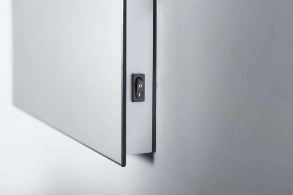 TALOS HOME Lichtspiegel LED Seitenansicht