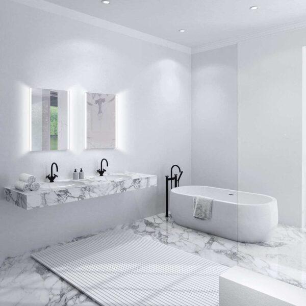 TALOS LOFT specchio da bagno a LED