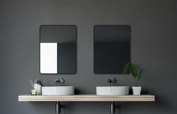 Wandspiegel-schwanrz-TALOS-BLACK-LIVING-Lichtspiegel-Shop