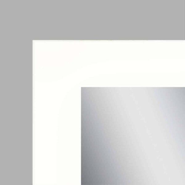 LED Badezimmerspiegel TALOS BRIGHT Lichtrahmen Detailansicht